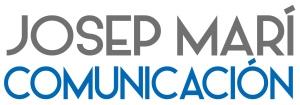 Logo Josep Marí Comunicación